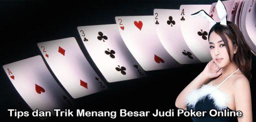 Tips Menang Dan Tips Mengenali Agen Poker Online Menurut Pecinta Poker Terbaru